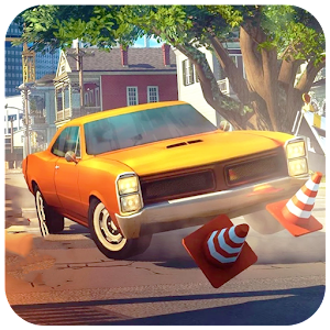 Crime Car : City Gangster Driver Simulator Game 3D