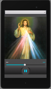 Rosary audio Latin- screenshot thumbnail