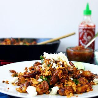 Mexican Breakfast Hash
