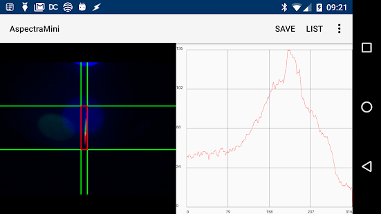 Aspectra mini - náhled