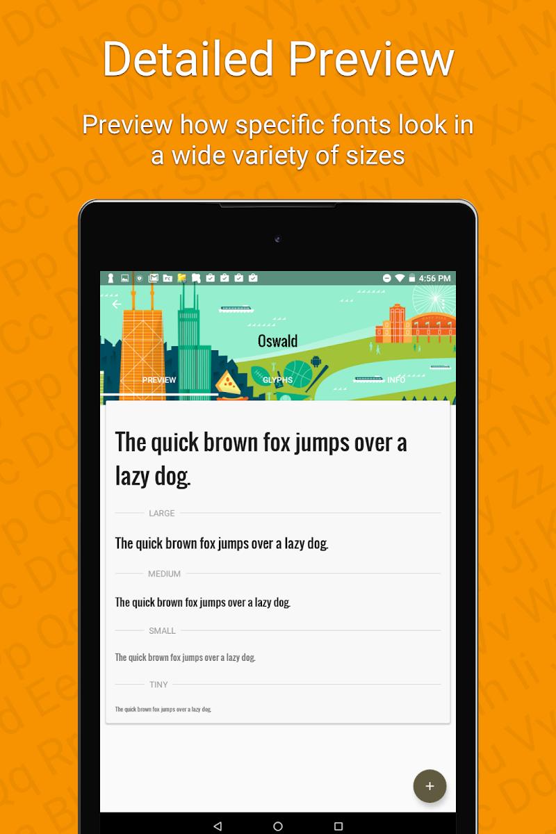FontFix (Free) Screenshot 8