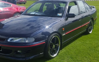 Holden Commodore SS Rent Southland