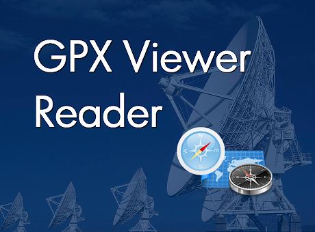 GPX Viewer, Reader