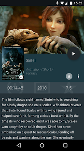 Yatse, the Kodi / XBMC Remote Screenshot 3