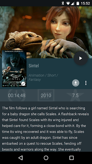17 Yatse, the Kodi / XBMC Remote App screenshot