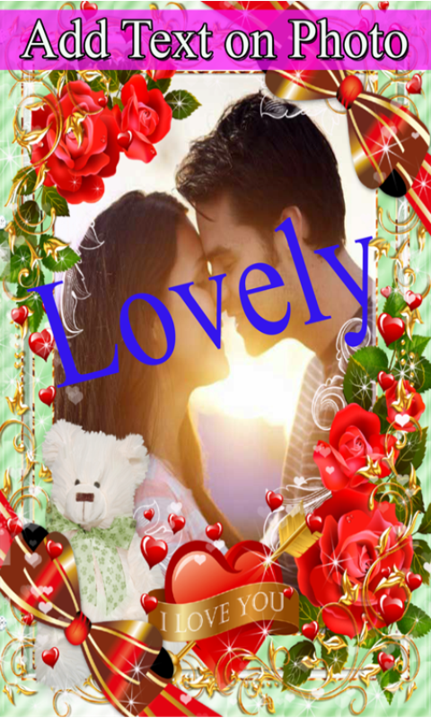 Valentine Day Photo Frames  Android Apps on Google Play