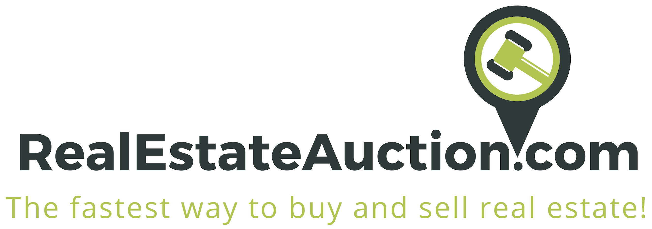 RealEstateAuction.com Hdr Logo