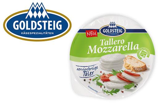 Bild für Cashback-Angebot: GOLDSTEIG Mozzarella Tallero - Goldsteig