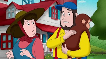 Monkey Goes Batty / Curious George and the Balloon Hound