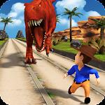 Dinosaurs Run Escape Icon