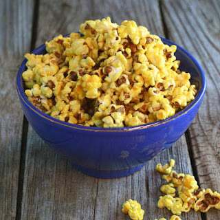 Mac 'n Cheese Popcorn.