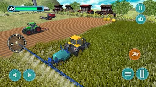 Real Farm Story - Tractor Farming Simulator 2018 1.0 screenshots 7
