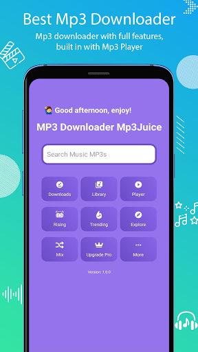 MP3 Juice - MP3 Music Downloader cheat hacks