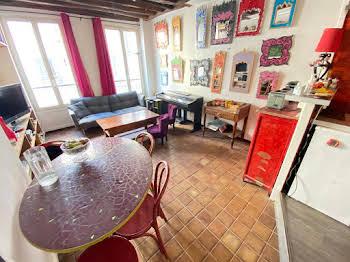 Appartement 3 pièces 55,74 m2