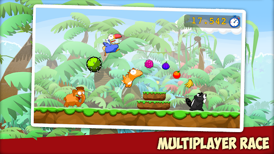 Dino Rush Race Screenshot