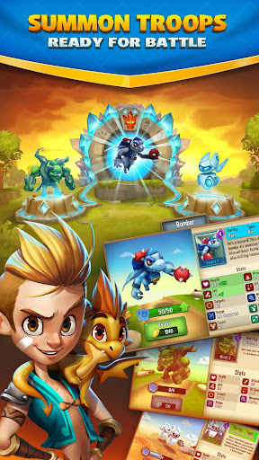League of Dragons for PC