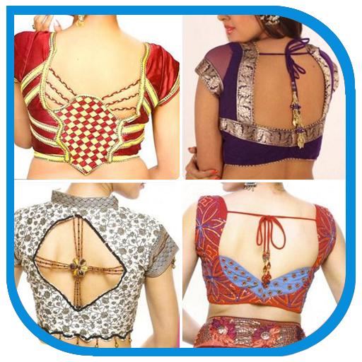 a9f055546f Latest Blouse Designs 2019 - Apps on Google Play
