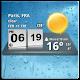 3D Digital Weather Clock apk