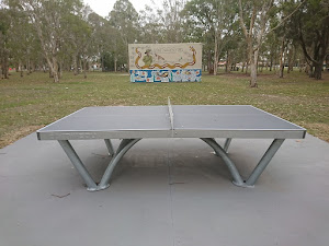 Urban park - Gus Davies Park