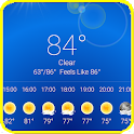 Best weather app 2019 icon