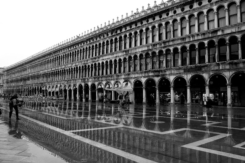 Riflessi a San Marco di Andrea F