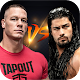 John Cena VS Roman Reigns: WWE Challenge Wallpaper Download on Windows