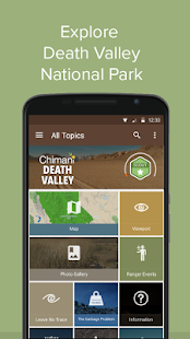 Death Valley NP by Chimani- screenshot thumbnail
