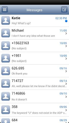 Last Update iPhone iOS6 GO SMS Theme apk Update Version