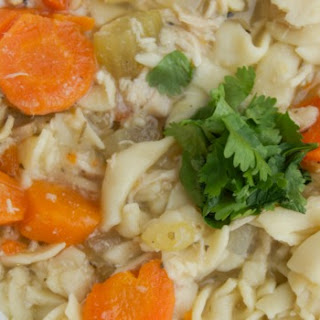 Slow Cooker Chicken Egg Noodles Recipes