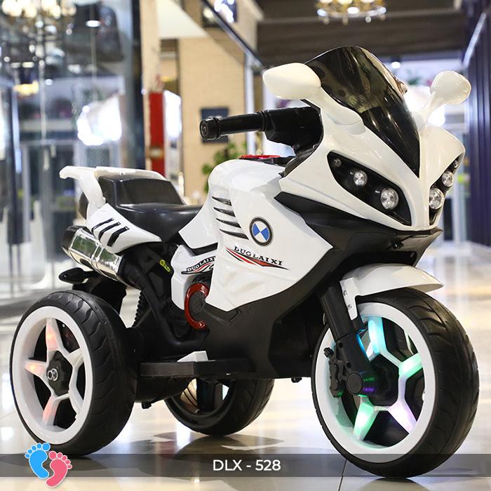 xe moto dien cho be DLX-528 6