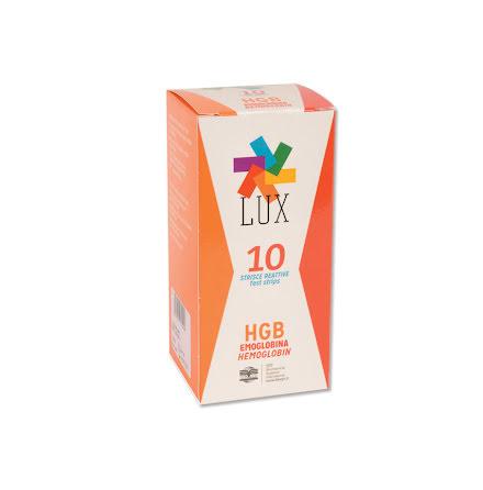 Stickor för LUX Hemoglobin