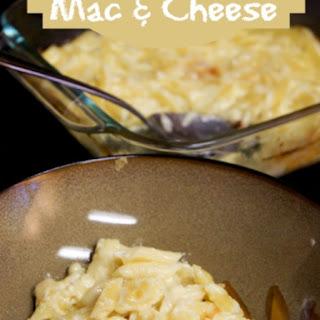 Lactose Free Macaroni & Cheese