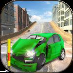 Car Damage & Crash Stunt Racing: 99% Demolition Icon