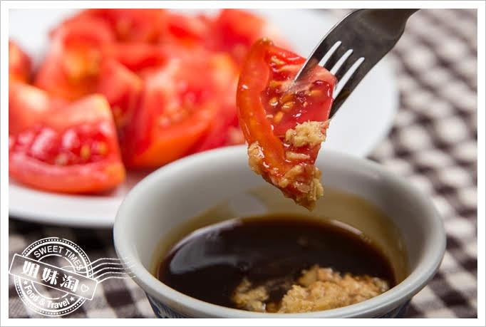 婆婆冰旗艦店番茄切盤