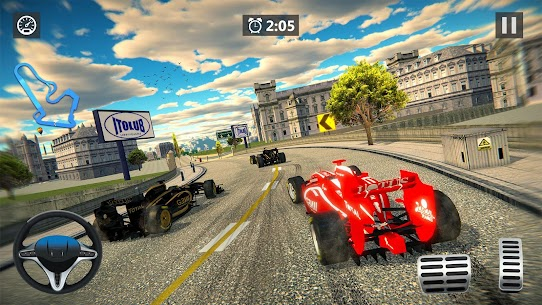 Car Racing Game: Real Formula Racing Game 2020 App Download For Android and iPhone 4