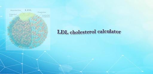 LDL Cholesterol Calculator - Apps on Google Play