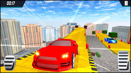 Hot Wheels Car Games: impossible stunt car tracks  screenshots 7