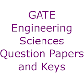 GATE Engineering Sciences