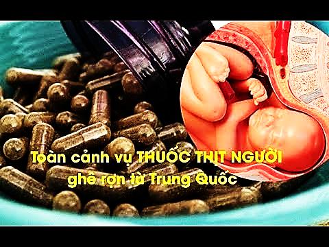 Ngó Ngơ PasGo – Toàn cảnh vụ THUỐC THỊT NGƯỜI ghê rợn từ Trung Quốc |  Chuyện nhặt - YouTube