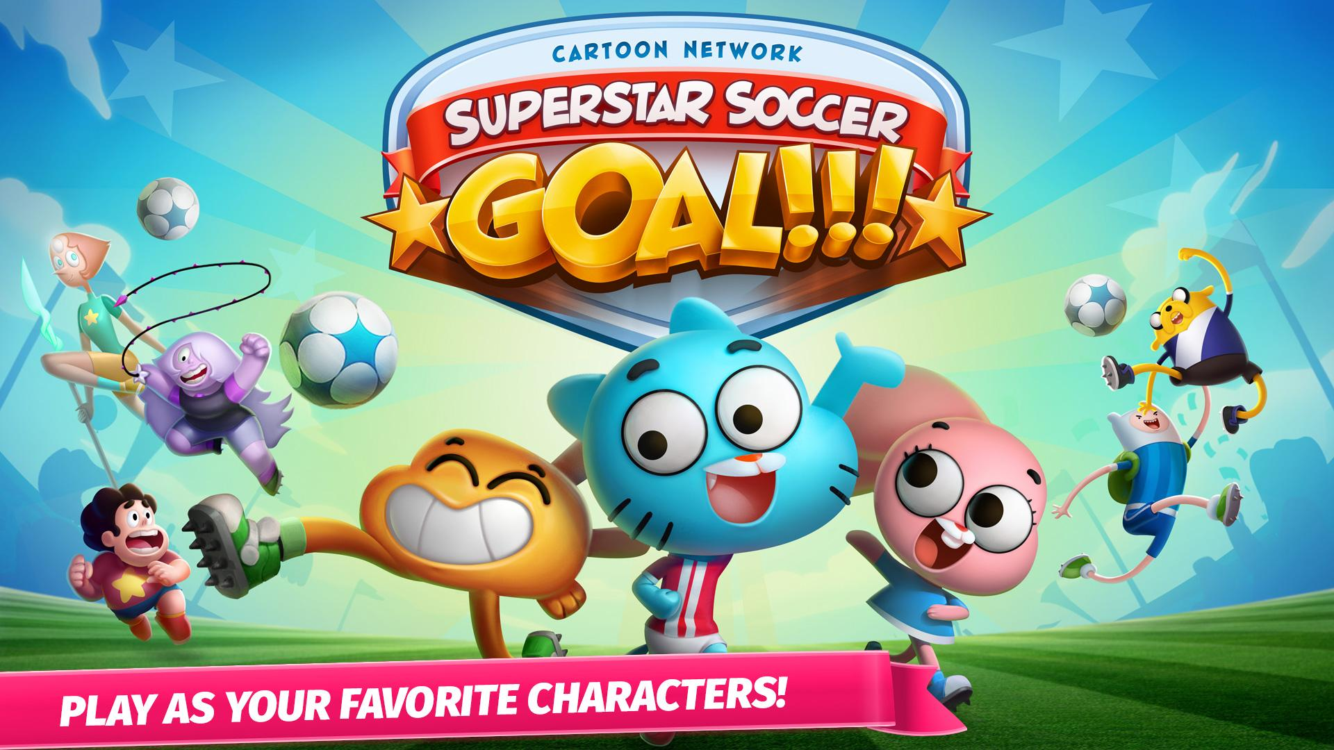 CN Superstar Soccer: Goal!!! screenshot #1