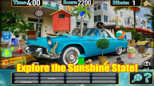Hidden Objects Florida Travel - Free Object Game apkmr screenshots 4