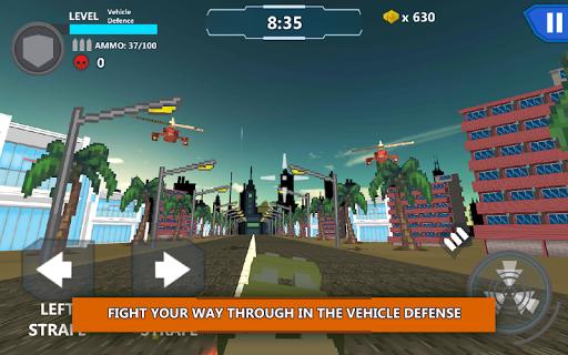 Cube Wars Battle Survival screenshots 21