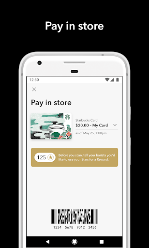 Starbucks for Android apk 2