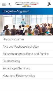DTZT 2015 - Zahnärztetag screenshot 1