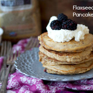 Flaxseed Pancakes Healthy Recipes