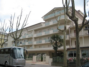 Photo: Unser Hotel