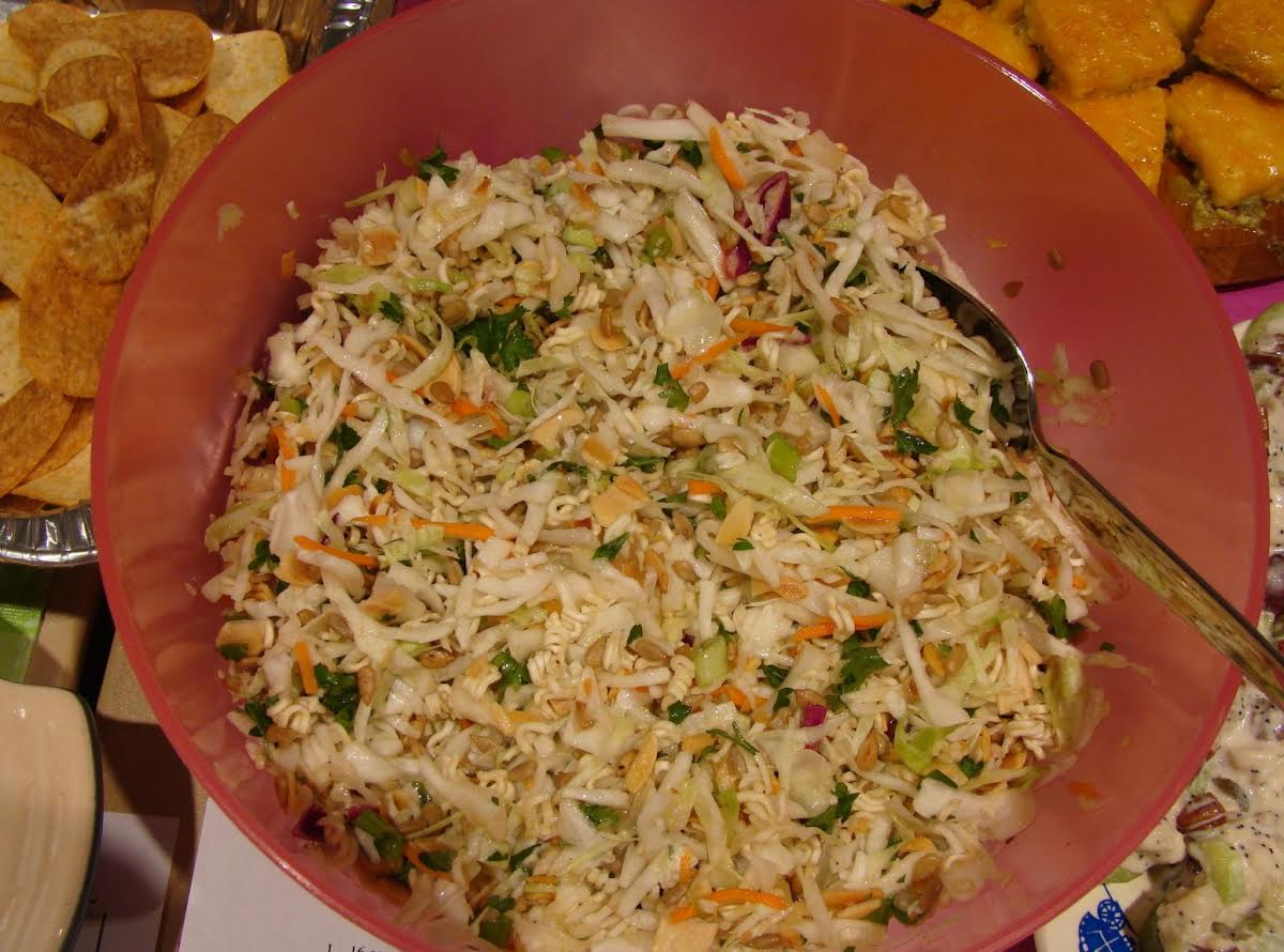 asian coleslaw 4  just a pinch recipes