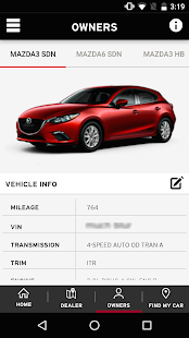 MyMazda- screenshot thumbnail