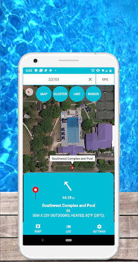 Public Swimming Pools Finder hack tool