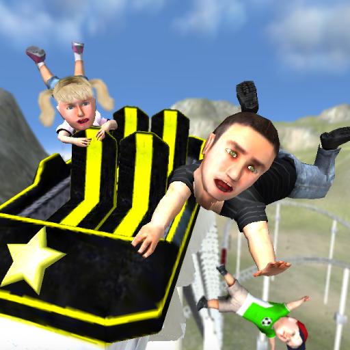 过山车模拟器 - 绘制和模拟 模擬 App LOGO-APP開箱王